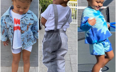 Top 5 Celebrity Kids Who Are Fashion Icons