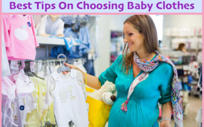 Best is the way to go! Choosing baby clothes