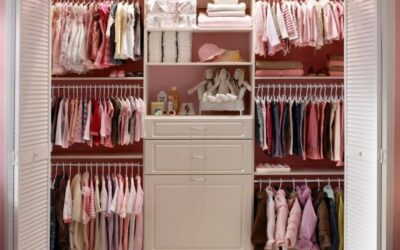 What's with the mess! – Organizing your baby's wardrobe