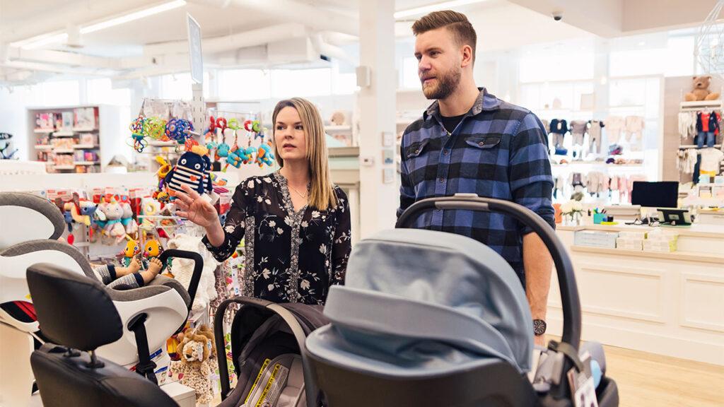 baby equipment checklist